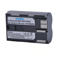 Durapro Battery for Canon BP-511 1800mah