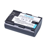 Durapro High Quality Cell LP-E6 battery for Canon Cameras 2000mAh
