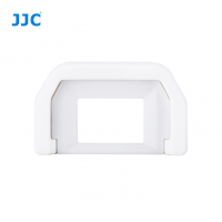 JJC EC-1 replacement Eyecup for Canon EF White