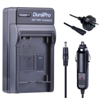 Durapro Car and Wall Charger for Nikon EN-EL12