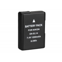 Battery EN-EL14a For Nikon D3200 D5500 D5200 D5300