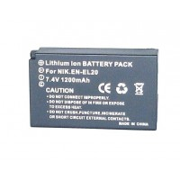 Battery EN-EL20 for NIKON Camera