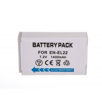 Battery EN-EL22 for NIKON Camera