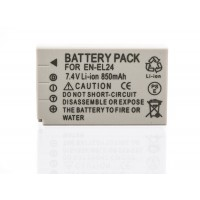 EN-EL24 Battery for Nikon 1 J5 Digital Camera