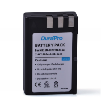 Durapro EN-EL9 Battery for Nikon D40 D40x D60 D5000