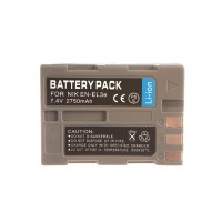 ENEL3e Battery for NIKON D80 D200 D300 *2750mAh*