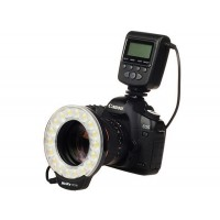 Meike FC-110 LED Macro Ring Flash Light