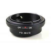 Canon FD lens to Micro Four Thirds adapter