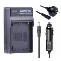 Durapro Car and Wall Charger for Fujifilm NP-W126