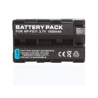 New Battery For Sony NP-FS10 1500mAh