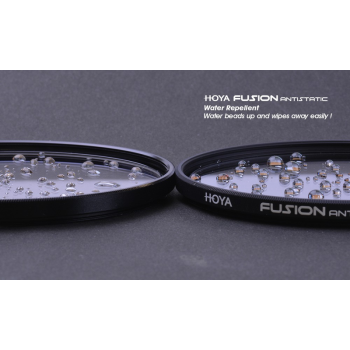 Hoya 77mm UV Fusion Antistatic Protective Filter