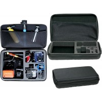 Protective Large Case Bag For Gopro HD Hero 4 5 6 7 8 3 2 1