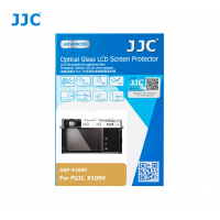 JJC Ultra-thin Glass LCD Screen Protector for Fujifilm X100V X-T4