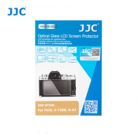 JJC Ultra-thin Glass LCD Screen Protector for Fujifilm X-T200 X-A7