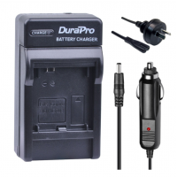 Durapro Car and Wall Charger for Gopro Hero3