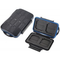Memory Card Case 4 CF Cards 8 MS Pro DUO