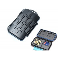 Waterproof Extremely tough Memory Card Case