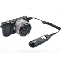 Professional Wired Shutter Release Remote Switch For Sony Nex Ect