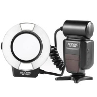 K&F TTL Macro Ring Flash for Nikon