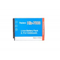 Klic-7003 Battery For Kodak 1050mAh