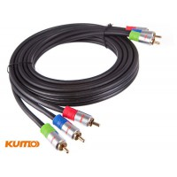 2m Kumo Elite Series Component Video Cable