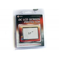 "GGS 2.7"" Glass LCD Protector and 30D"