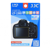 JJC LCD Guard Film for Canon EOS 1200D