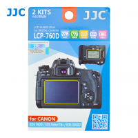 JJC LCD Guard Film for Canon EOS 760D