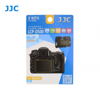 JJC PET Screen Protector for Nikon D500