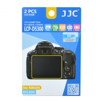 JJC LCD Guard Film for Nikon D5300 D5500 D5600