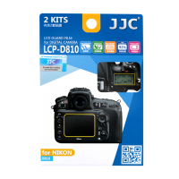 JJC LCD Guard Film for Nikon D810