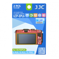JJC LCD Guard Film for OLYMPUS E-PL6 E-PL5 E-PM2