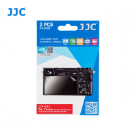 JJC LCD Guard Film for Canon Powershot G7X