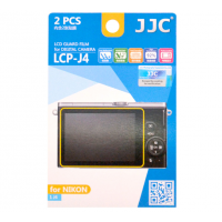 JJC LCD Guard Film for Nikon 1 J4 J5