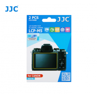 JJC LCD Guard Film for Canon M5