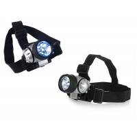 7 LED Head Lamp Torch Great quality in retail pack