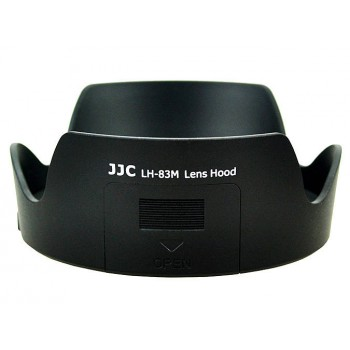 Lens hood for 24-105mm STM replaces Canon EW-83M