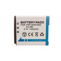 High Capacity Battery For Fujifilm 140mAh NP-50