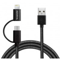 ADATA 2 in 1 Lightning and Micro USB 2m cable
