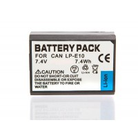 Battery for CANON LP-E10 EOS 1100D 1200D 1300D