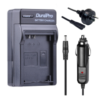 Durapro Car and Wall Charger for Canon LP-E12