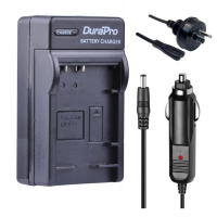 Durapro Car and Wall Charger for Canon LP-E17