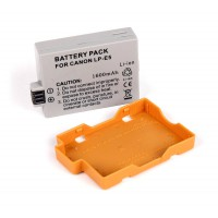 Battery for Canon 500D LP-E5 450D 1000D 500D Super High capacity 1600mAh