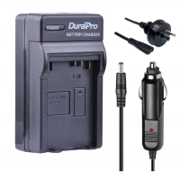 Durapro Car and Wall Charger for Canon LP-E5