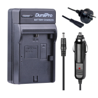 Durapro Car and Wall Charger for Canon LP-E6