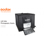Godox 60cm LED Mini Photography Tent Box with 2 LED Light Boards 40W