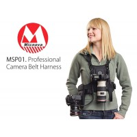 Multi-Camera Harness Belt System for DSLR Camera