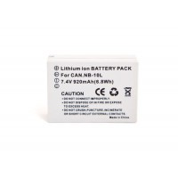 NB-10L Battery For Canon SX-40 G1X 920mAh