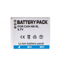 NB-6L battery High Quality cell for Canon