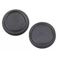 Front and Rear Lens body Cap for Samsung NX Mount
